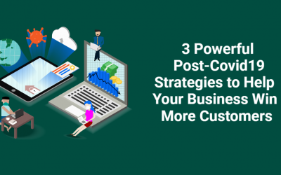 3 Powerful Post-Covid19 Strategies to Help Your Business Win More Customers