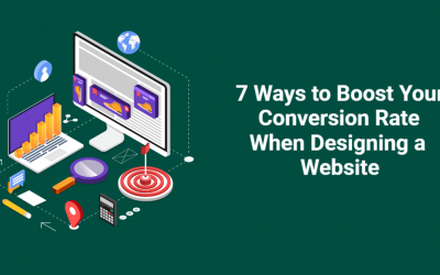 7 Ways to Boost Your Conversion Rate When Designing a Website