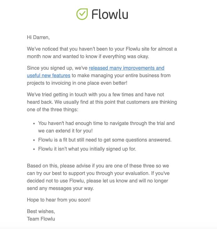 Flowlu Email