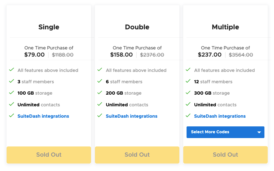 SuiteDash Deal