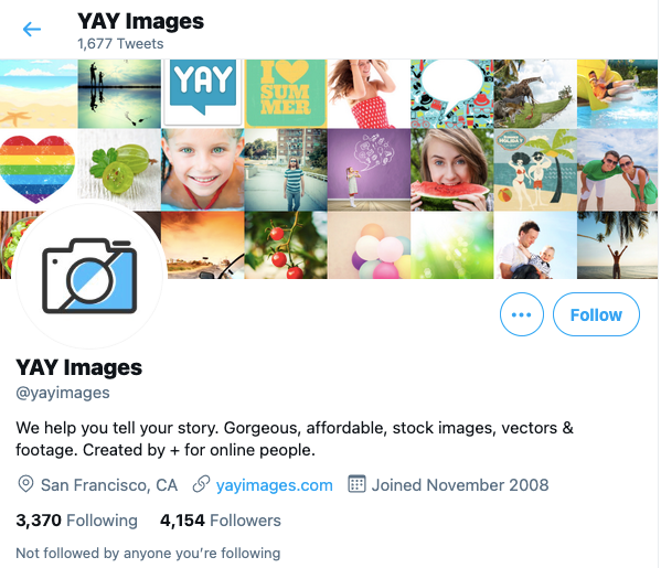 Yay Images Twitter