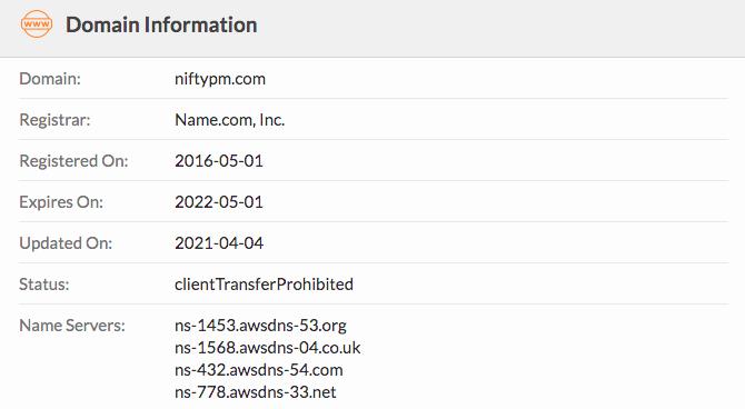 Depositphotos Domain information