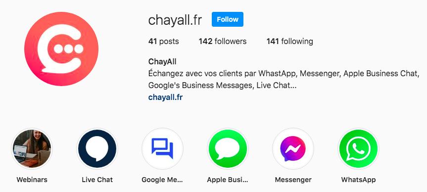 chayall IG