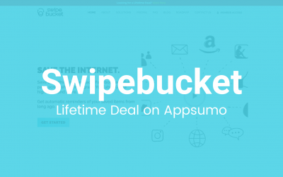 Swipebucket: Save the Internet One Content at a Time